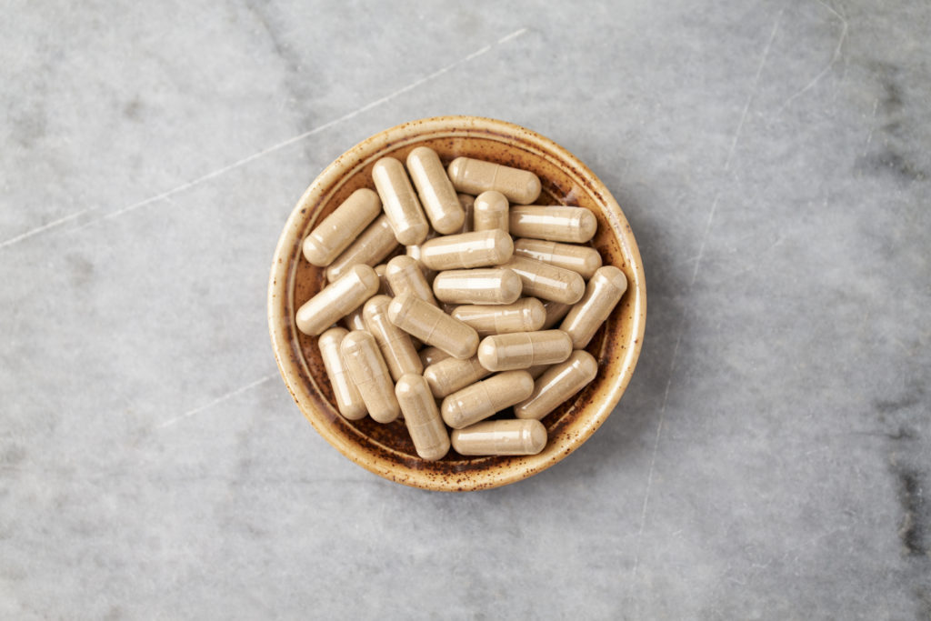 Anti-aging nutritional supplement