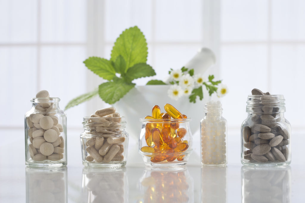 Weight loss supplements.